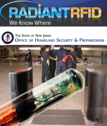 New Jersey Contracted RFID Evacuee Tracking Tech Just Days Before Sandy Formed radiant rfid new jersey homeland