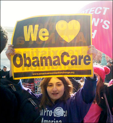 The Obamacare Surcharge weloveobamacare