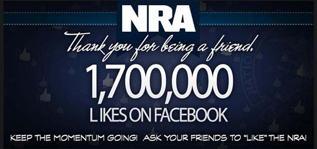 NRA Running Scared After Sandy Hook Shooting 170000