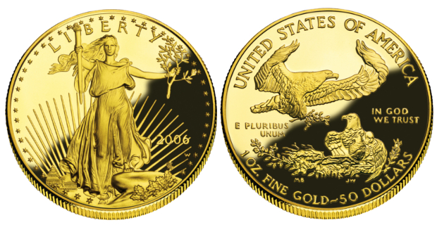 Sales of American Eagle Gold Coins Soar
