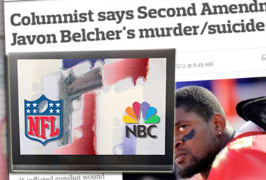 NFL Declares War on 2nd Amendment for Obama  nfl boycott blame guns