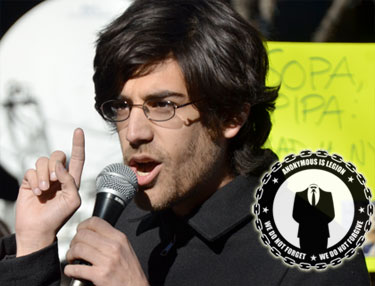 Anonymous Hacks US Sentencing Website in Retaliation for Aaron Swartz Death  aaron swartz anonymous retaliate