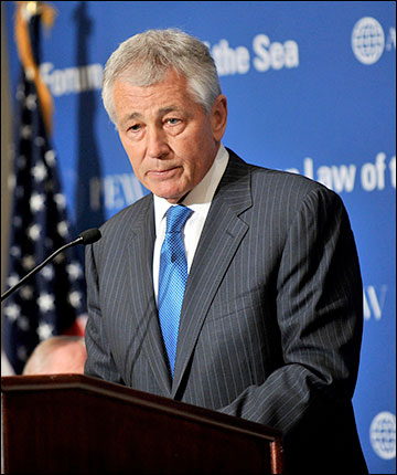 Neocons Set to Reject Key Insider as Secretary of State chuckhagel