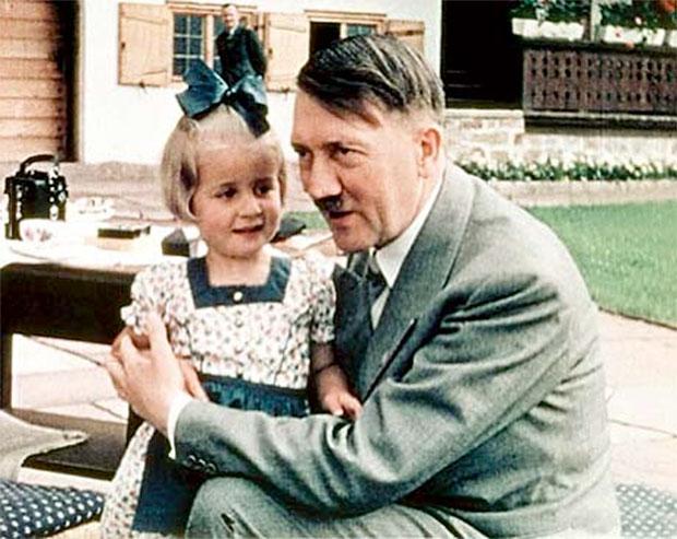 Eva Braun And Hitlers Children