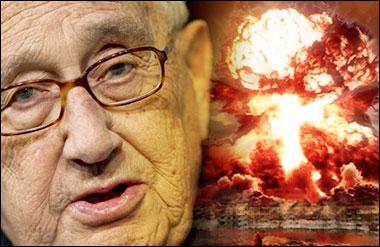 Kissinger prevê GUERRA NUCLEAR com o Irã