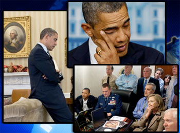 Photo of Obama Reacting to Sandy Hook News More State Propaganda obama staged photo lies