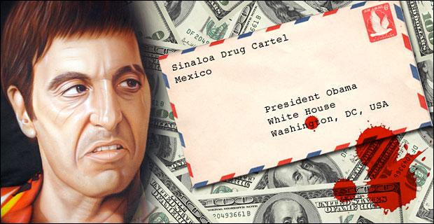 Satire Mexican Drug Cartels Thank Obama For Gun Control Push