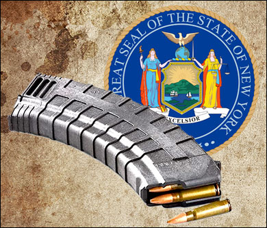 New Yorks Seven Round Law Bans Most Firearms 30round