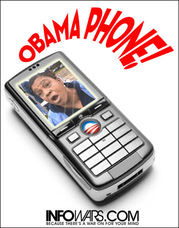 Youre Paying Every Month for the Obama Phone Boondoggle obphone2