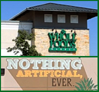 Is a Secret Plan by Big Food Behind Whole Foods Decision to Label GMO?  whole foods nothing artificial ever