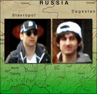 Boston Bombers: Role of CIA in Chechen Terror  boster