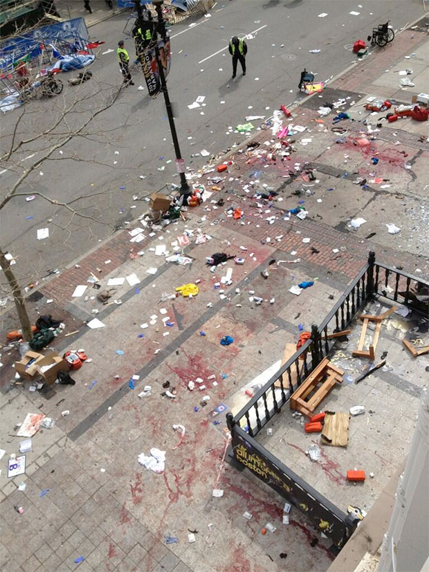 Explosions at Boston Marathon, At Least 2 Dead bostonmar3