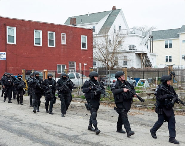 "Video: SWAT police gunpoint raids in Boston Were Conducted ""House ..."