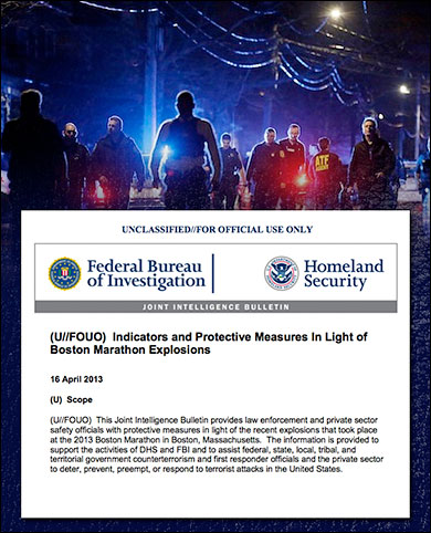 DHS and FBI Warn of Terrorists with Cameras Following Boston Bombing bostonpro