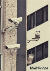 Surveillance Cameras Love Watching You
