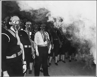 Feds Expose Subway Riders to Chemical Gas, Admits Ignorance to Health Effects 071013gasmasks