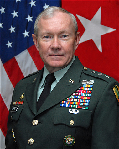 US preparing for military action in Syria, top US general says