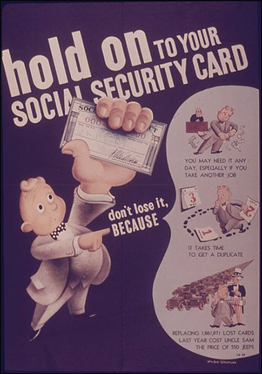 Social Security Administration Now Hiring for Counterintelligence Operations 073113ssaposter
