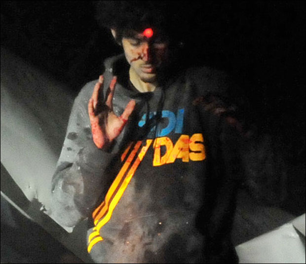 Dzhokar Tsarnaev's Throat Wound: Another Government Lie Bites the Dust tsarssurrender