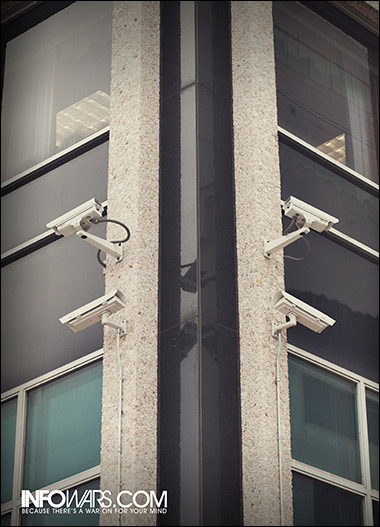 City Reduces Police Force By Placing Public Under Constant Surveillance 081413fedbuilding21