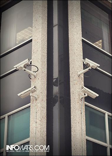 Street Corner Surveillance