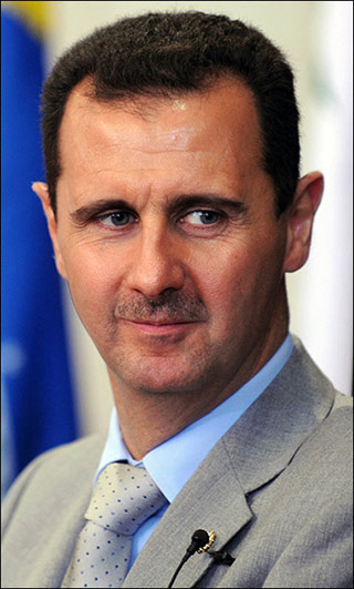 Assad: Syria Is A Sovereign Country Fighting al Qaeda 082713assad2