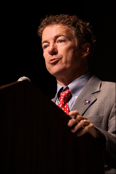 Rand Paul: Obama Should Read Constitution to Avoid Allying with Al Qaeda 082913rand