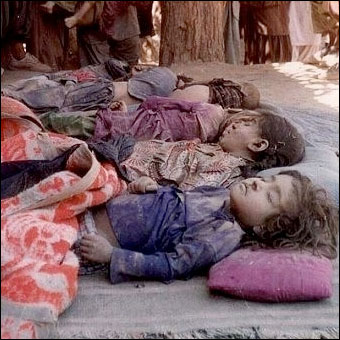 Al Nusra Mercenaries in Syria Slaughter Kurdish Women and Children kurdkids