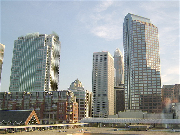 Charlotte, North Carolina / via Wikimedia Commons