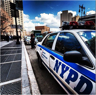 Photo via  NYPD Facebook.