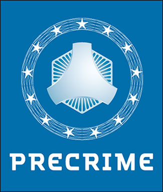 Precrime reminiscent of a short story by Philip K. Dick later made into feature film by Steven Spielberg.