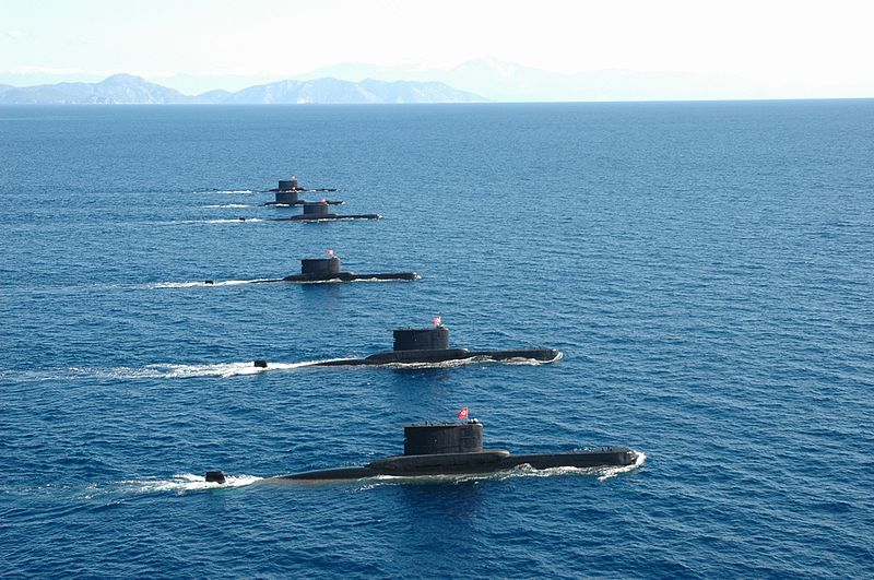 Americans 91% Opposition to Syrian War Insignificant to Technocrats  submarines