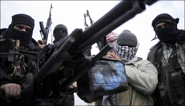 Al-Qaeda-affiliated terrorist groups operating in Syria, including the al-Nusra Front, are trying to capture Kurdish territories and make them part of a state they want to create in the region. - See more at: http://en.alalam.ir/news/1512664#sthash.bEVSZkFf.dpuf