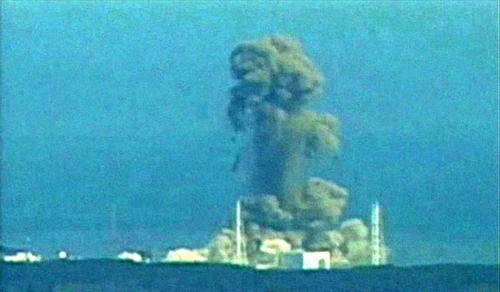 Yale Professor: Fukushima Will Threaten Humanity for Thousands of Years fukushima explosion