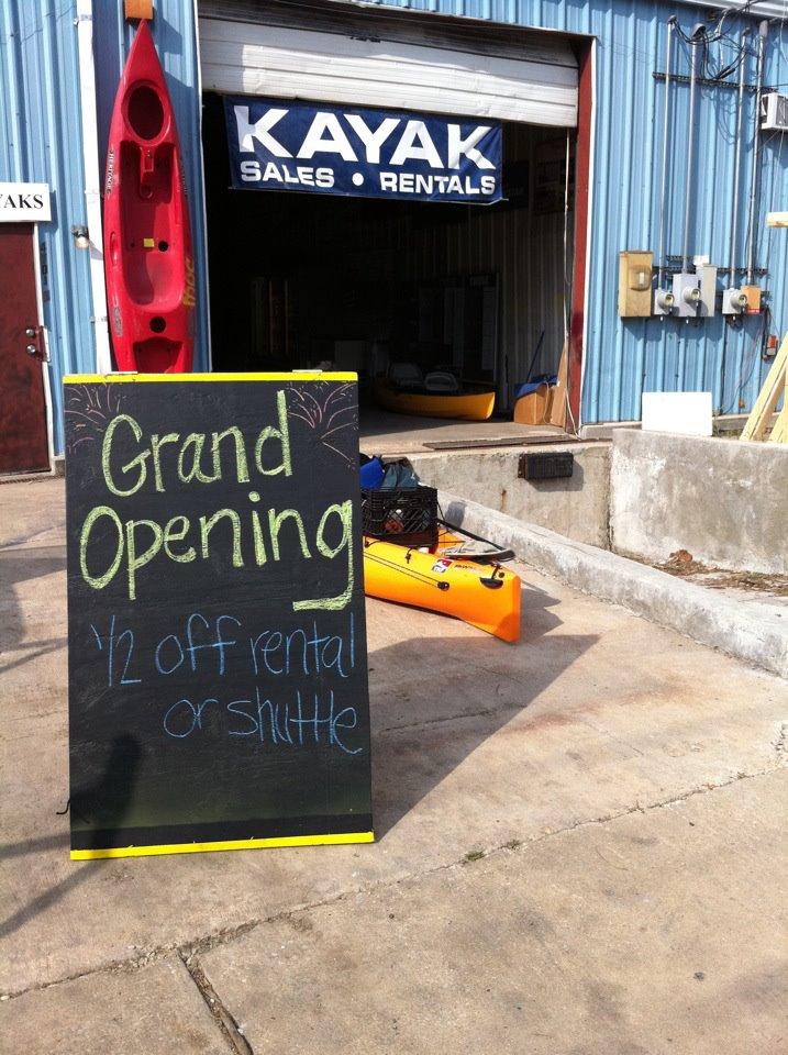 Kayak and Canoe Plans