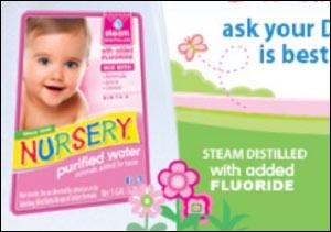 nurserywater