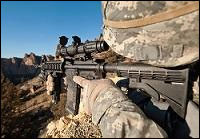 CBP to purchase 209 Colt M4 A1 and 160 Colt M4 LE rifles