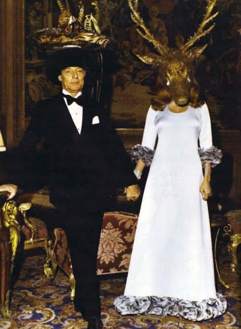 Rothschild Ball Exposes Elites Fascination with Occult rothschild6
