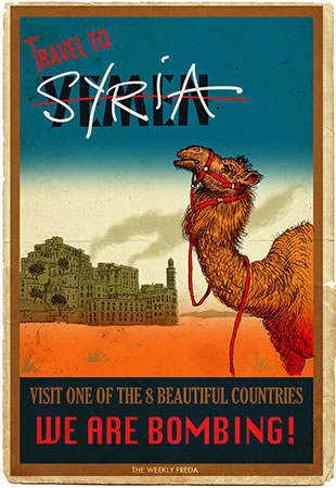 We are going to war with Syria - Page 3 Travelsyria