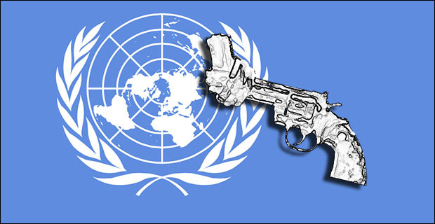 The history of the UN-ATT is intertwined with false flags.