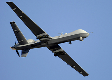 Govt Shut Down: Pentagon Spends Over $5 Billion on Military and Spy Equipment 100213reaper2