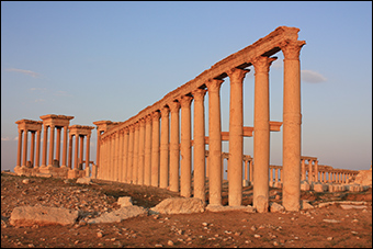 Syria has played a prominent role in world history since antiquity. (Credit: Arian Zwegers via Flickr)