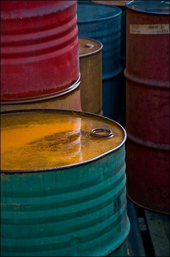 Demand for the dollar hinges on its use for oil. Credit: L.C.Nøttaasen via Flickr