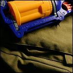 A common toy gun. Credit: Marcus Jeffrey via Flickr