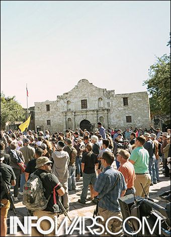 United Nations To Take Over The Alamo 102813alamochapel