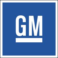 The symbol of General Motors.