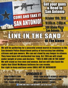 1174969_585698118143672_1220257304_n-231x300 Gun Owners Defy Tyranny, Defend Constitution at the Alamo