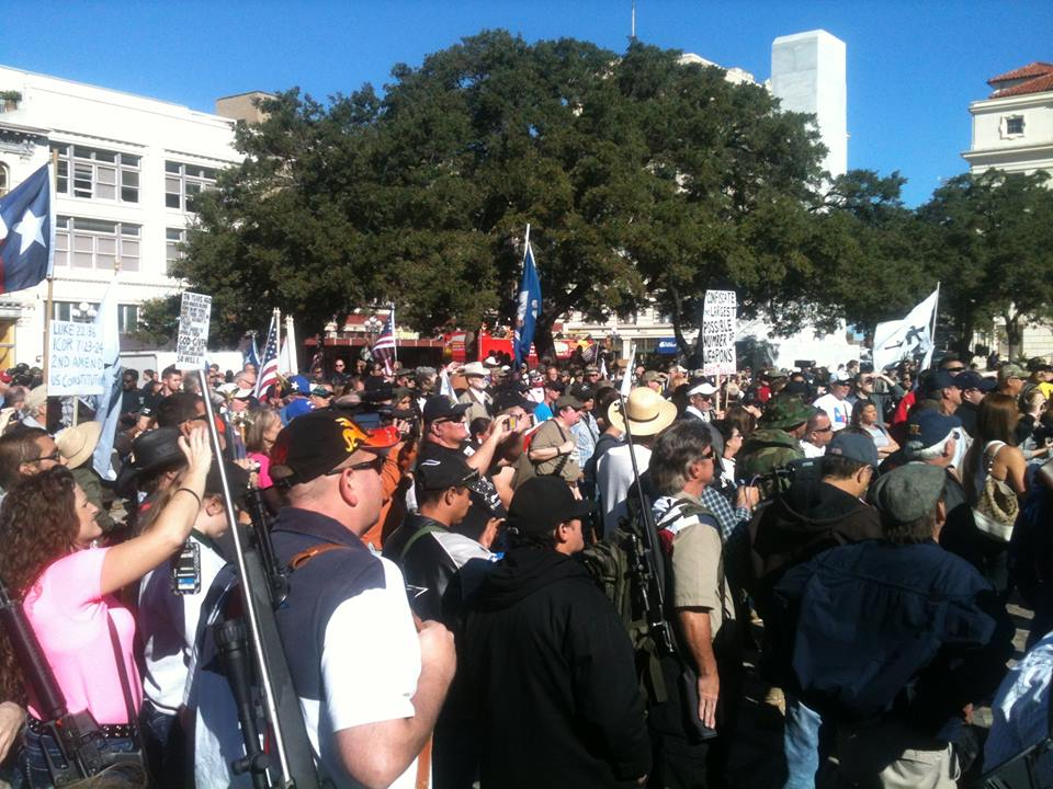 Gun Owners Defy Tyranny, Defend Constitution at the Alamo 1393954 602237816510220 698647223 n