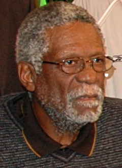 NBA legend Bill Russell