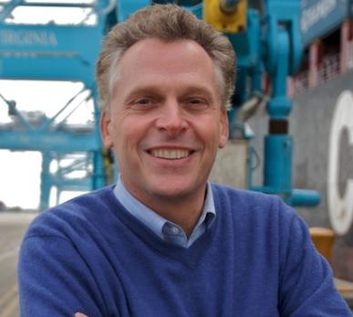 Virginia governor candidate Terry McAuliffe